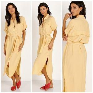 Faithfull The Brand Poolside dress size 4